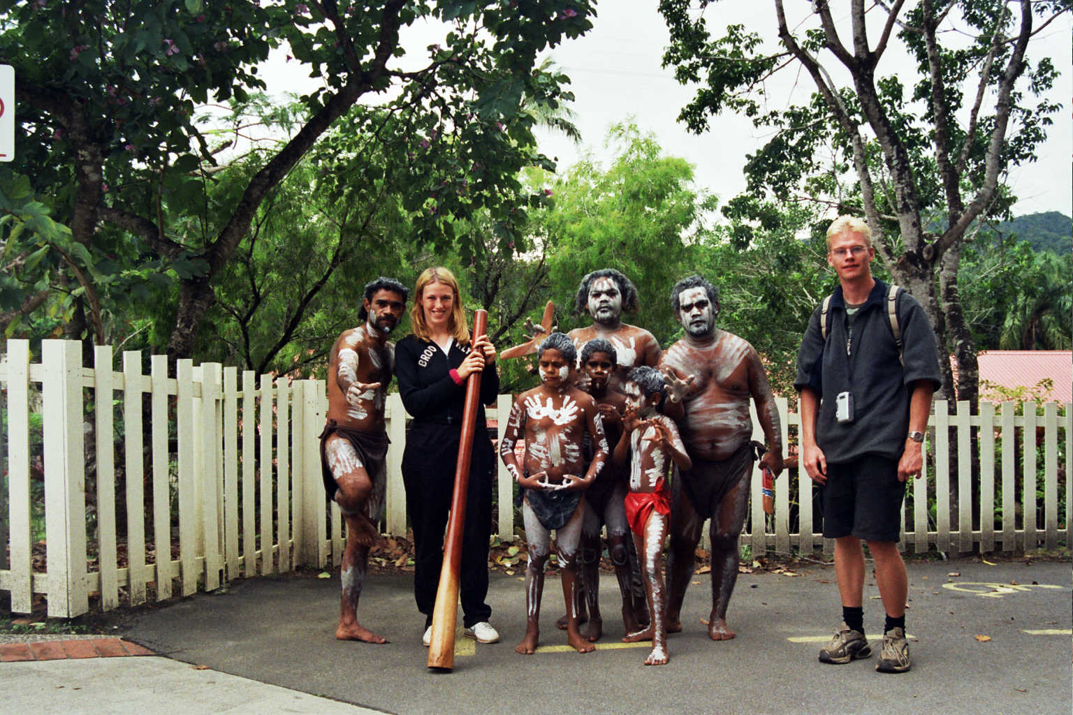 aboriginals kuranda